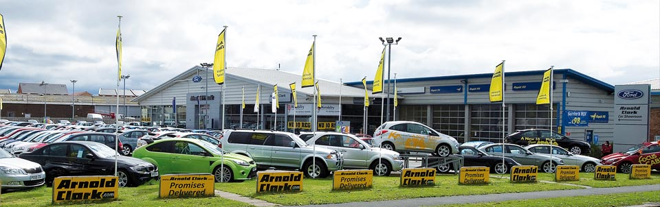 Arnold Clark Car And Vehicle Rental