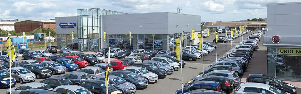 Arnold Clark Used Cars Edinburgh Sighthill