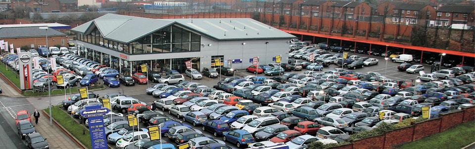 Practical Car Rental Liverpool