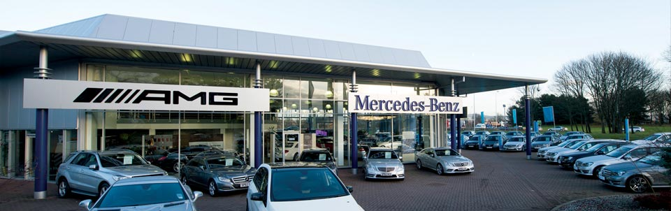 Arnold Clark Used Cars Perth