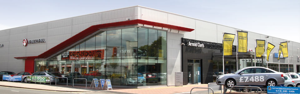 Arnold Clark Used Cars For Sale Aberdeen