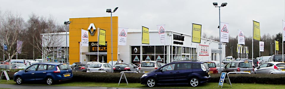 Used Cars In Warrington From Arnold Clark