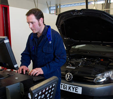 Car Servicing Huddersfield