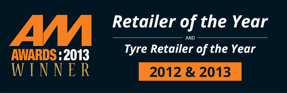 AM Awards retailer of the year - 2013