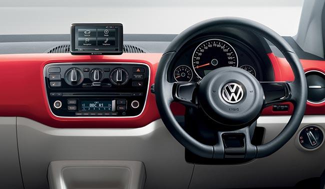 Volkswagen Up Arnold Clark