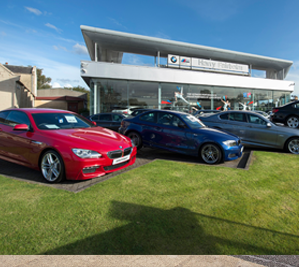 Harry Fairbairn BMW Giffnock, Glasgow