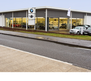 Harry Fairbairn BMW Irvine