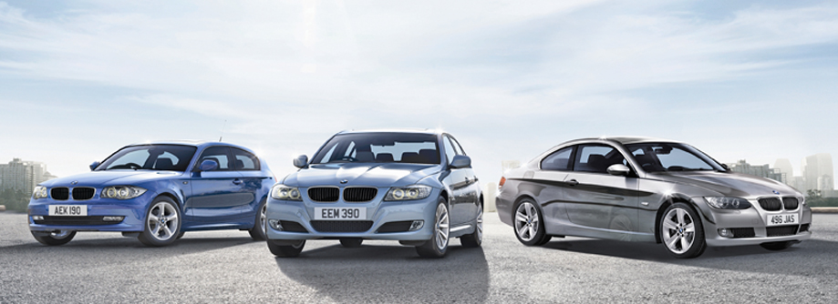 Used BMW Cars from Harry Fairbairn