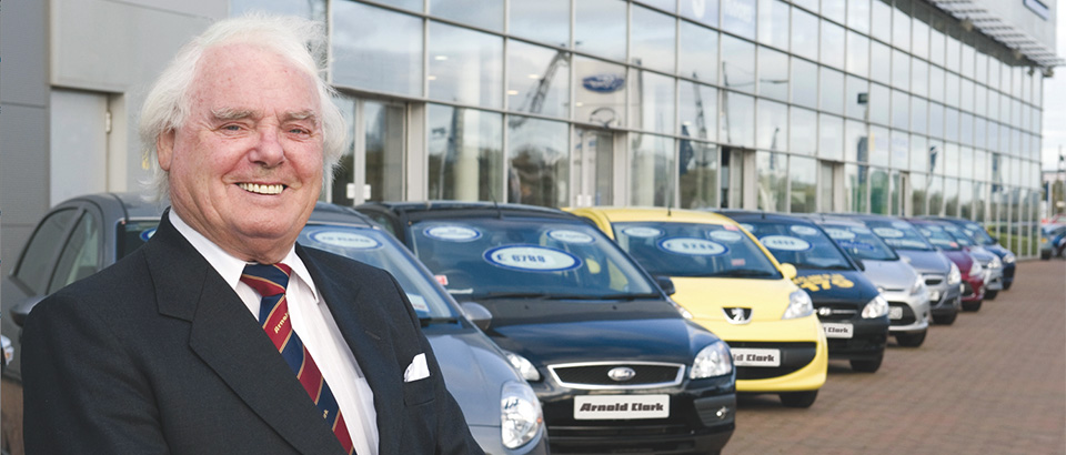 Arnold Clark acquires Ness Motors