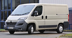 Citroen Nearly New Business Vans