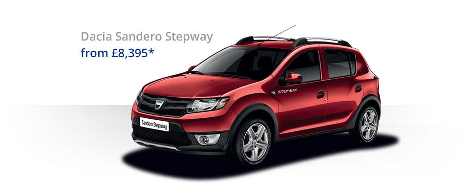 Dacia Sandero-Stepway