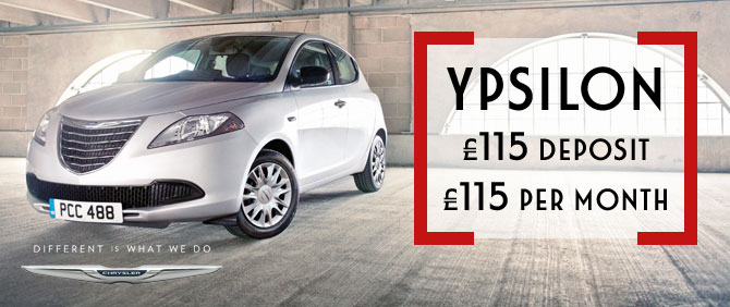 Ypsilon from £115 per month