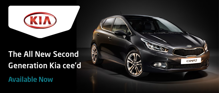 The New Kia cee'd - available now