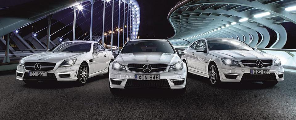 Mercedes benz amg arnold clark for Mercedes benz amg range