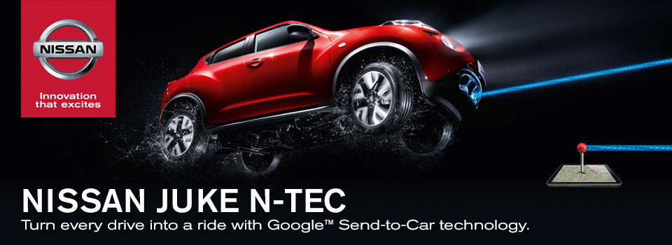 Nissan Juke n-tec