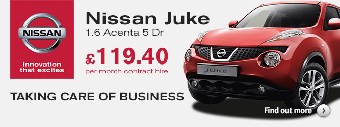 Nissan Contract Hire