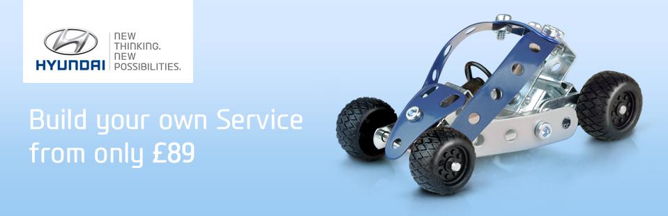 Hyundai Servicing Arnold Clark