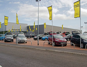 Birtley Used Car Centre