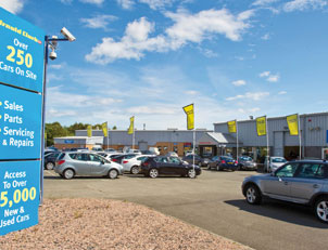 Glenrothes Used Car Centre