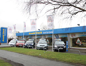 Warrington Used Car Centre