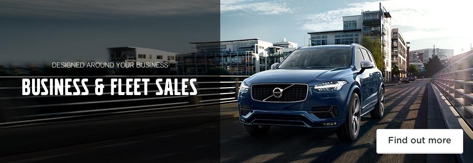 Volvo Business deals