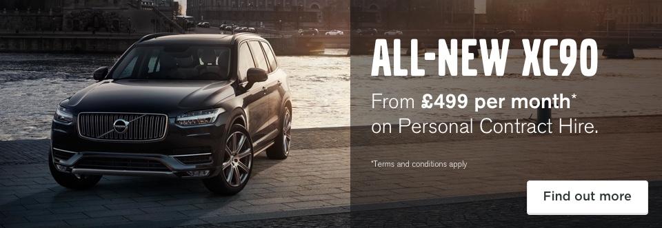 Volvo xc90 PCH deals