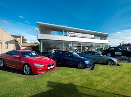 BMW Giffnock branch