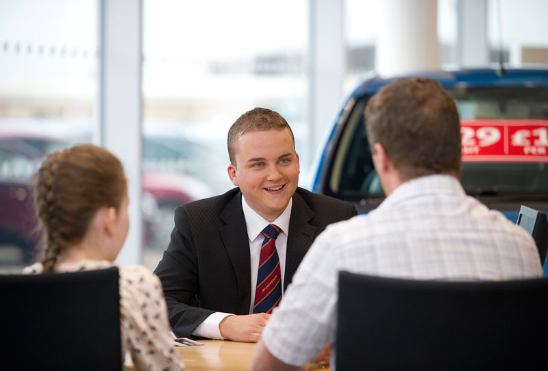 Sales executive careers arnold clark careers for Mercedes benz car salesman salary