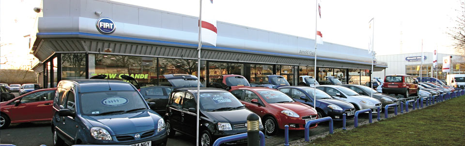 Arnold Clark West Bromwich Used Cars