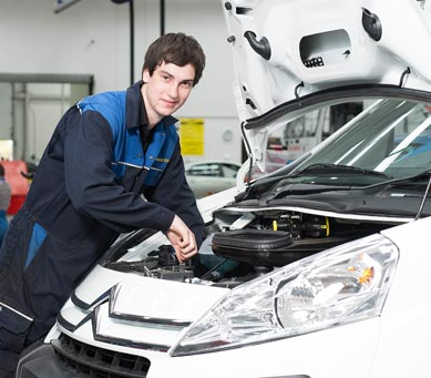 Car Servicing Kirkcaldy