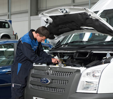 Car Servicing Edinburgh
