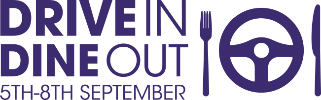 Drive In Dine Out 5th-8th September