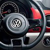 Volkswagen up! interior pictures