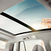 Golf SV sunroof