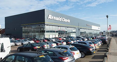 Arnold Clark branch image