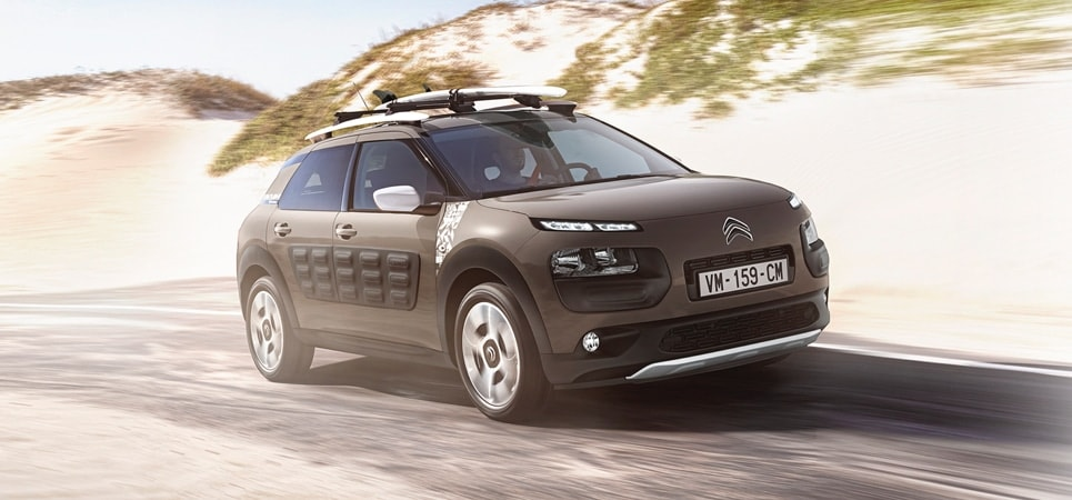 The New Citroën C4 Cactus Rip Curl