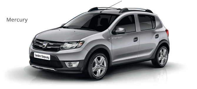 dacia sandero stepway arnold clark automobiles. Black Bedroom Furniture Sets. Home Design Ideas