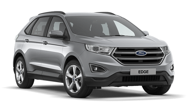 Ford Edge - Ingot Silver