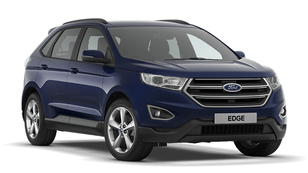 Ford Edge - Kona Blue