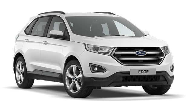 Ford Edge - Oxford White