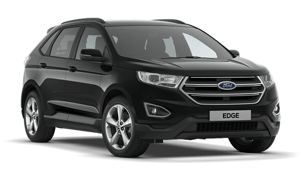 Ford Edge - Shadow Black