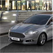 The All-New Ford Mondeo