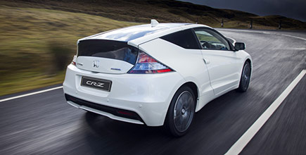 Used Honda CR-Z Cars