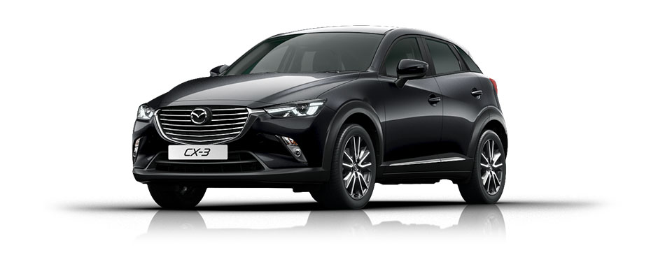 Mazda CX-3 - Meteor Grey