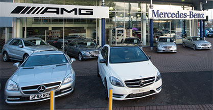 AMG at Arnold Clark