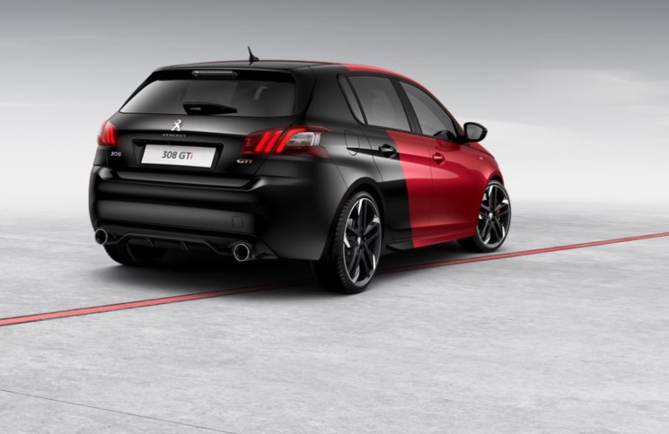 Peugeot 308 GTi - Coupe Franche
