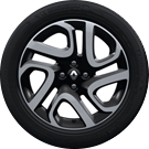 "17"" Explore Alloys - Black"
