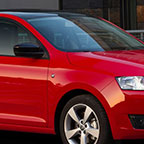 The new SKODA Rapid Spaceback