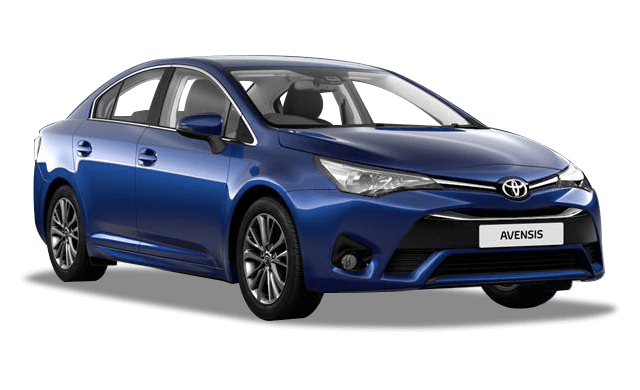 Toyota Avensis - orion blue