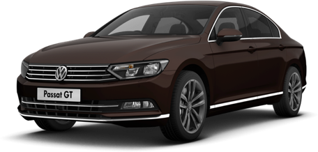 VW Passat | Dark Oak